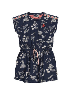 Tumble 'n Dry Leela - Girls - Dress - Mood Indigo