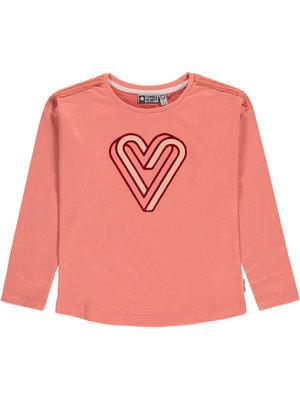 Tumble 'n Dry Lamia - Girls - Sweatshirt - Saffron