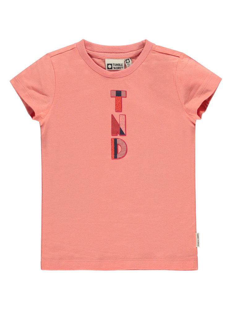 Tumble 'n Dry Lauren - Girls - ss T-shirt - Saffron