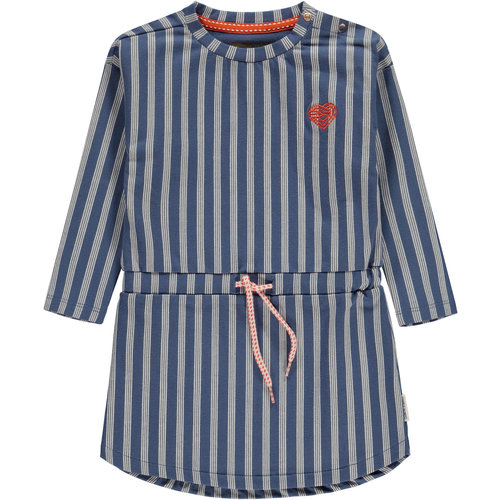 Tumble 'n Dry Molly - Girls - Dress - Bijou Blue