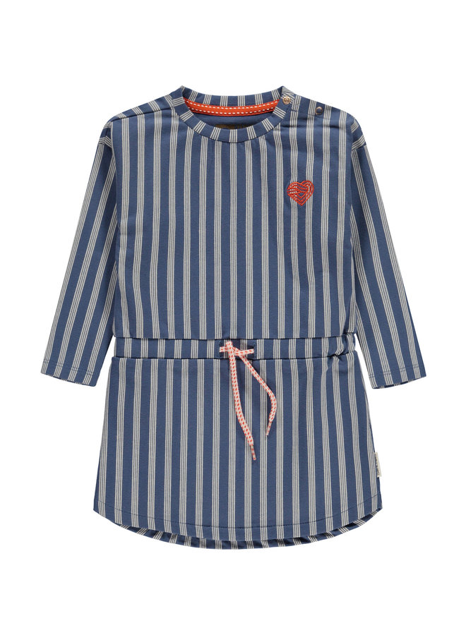 Molly - Girls - Dress - Bijou Blue