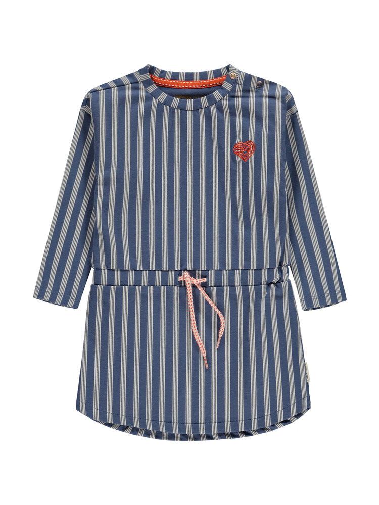 Tumble 'n Dry Molly - Girls - Dress - Bijou Blue