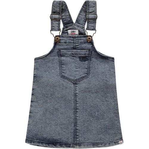 Tumble 'n Dry Milana - Girls - Suit - Mid Blue Denim