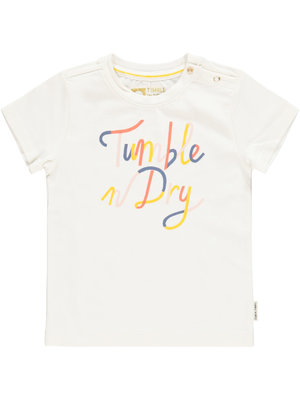Tumble 'n Dry Myrte - Girls - ss T-shirt - Snow White