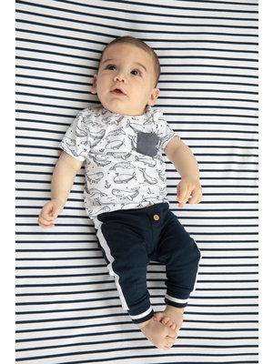 Feetje T-shirt AOP - Mr. Good Looks