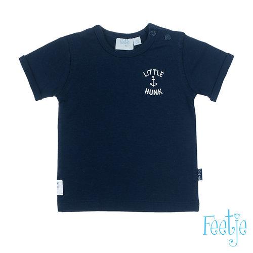 Feetje T-shirt Little Hunk - Mr. Good Looks
