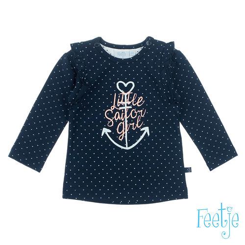 Feetje Longsleeve - Sailor Girl