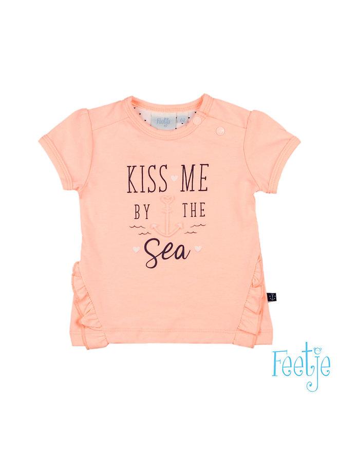 T-shirt Kiss Me - Sailor Girl