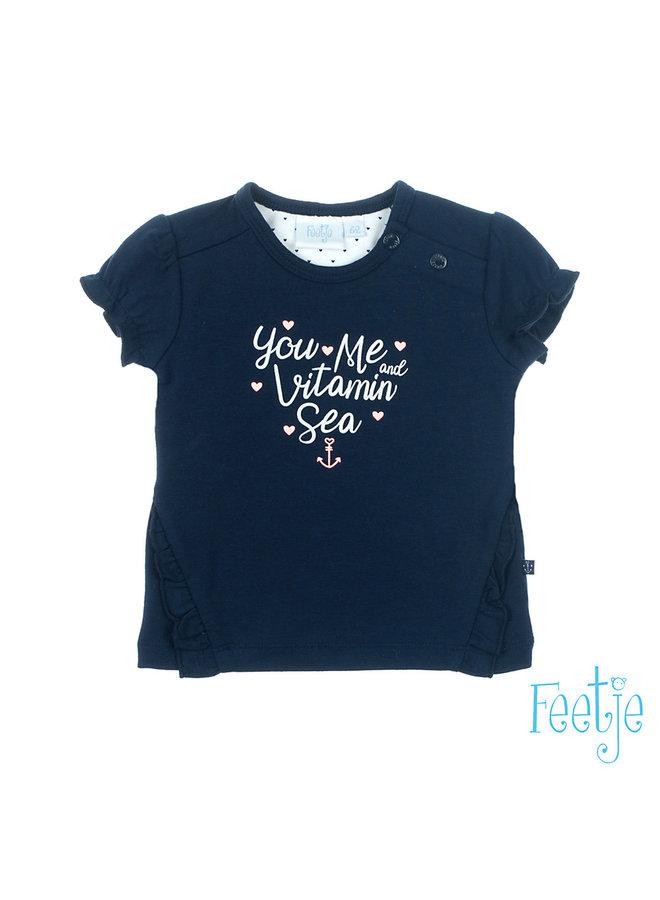 T-shirt You Me - Sailor Girl
