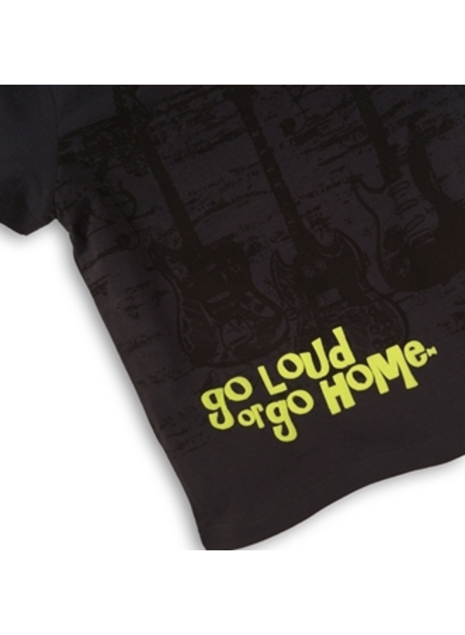 T-shirt - Go loud