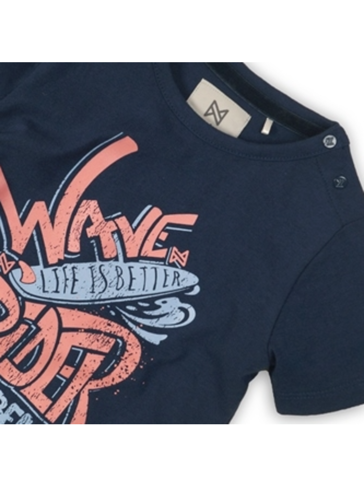 Koko Noko T-shirt - Wave rider