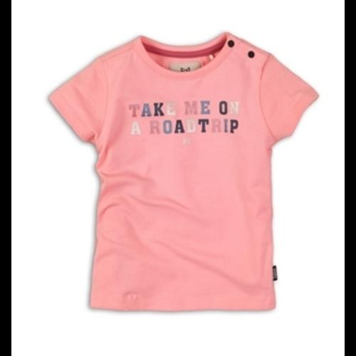 Koko Noko T-shirt - Pink