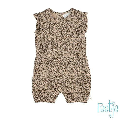 Feetje Playsuit - Panther Perfect