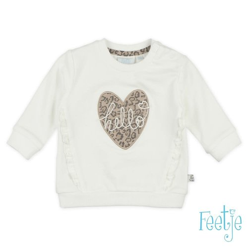 Feetje Sweater - Panther Perfect