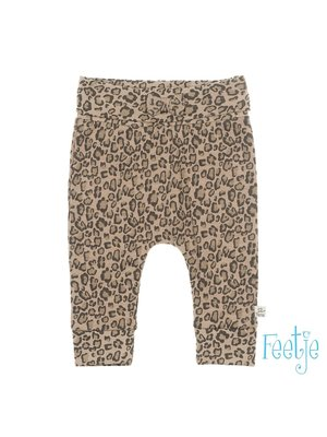 Feetje Broek AOP - Panther perfect