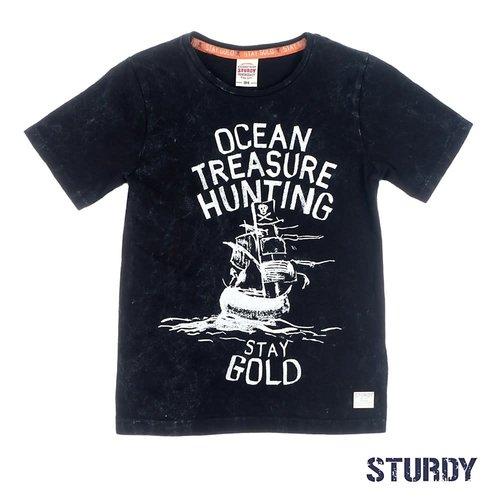 Sturdy T-shirt Ocean - Treasure Hunter