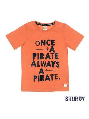 Sturdy T-shirt Once A Pirate - Treasure Hunter