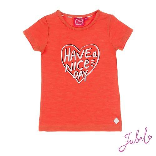 Jubel T-shirt Have A Nice - Funbird