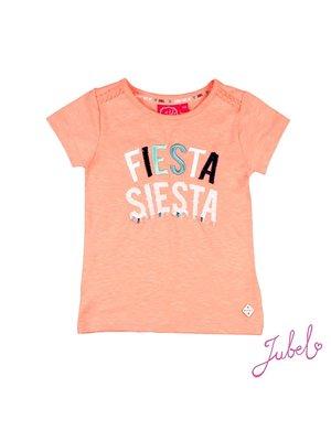 Jubel T-shirt Fiesta Siesta - Botanic Blush