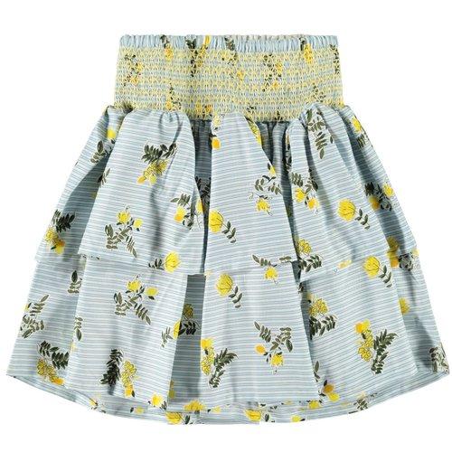 Name It Kids Emma - Skirt - Dream Blue