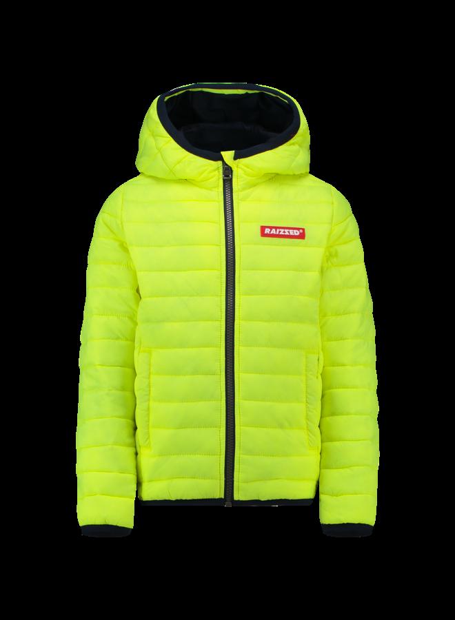 Bari - Jacket - Sparkle Lime