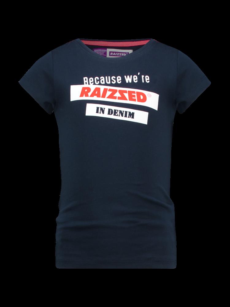 Raizzed Atlanta - T-shirt - Dark Blue