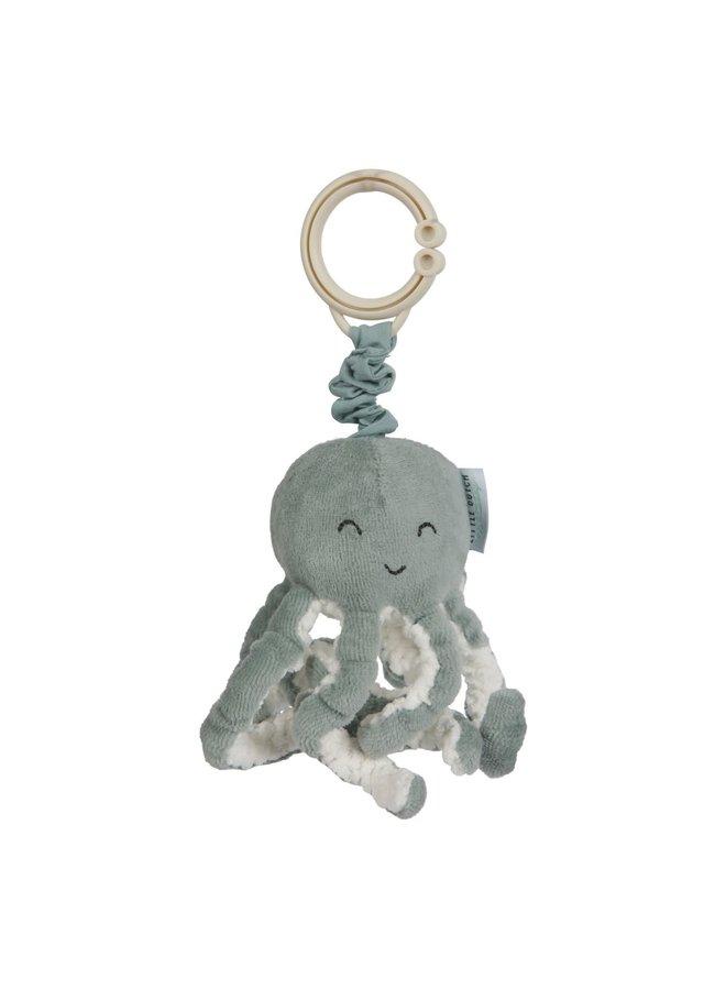 Trilfiguur Octopus - Ocean mint