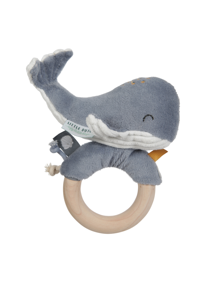 Ringrammelaar Walvis - Ocean blue