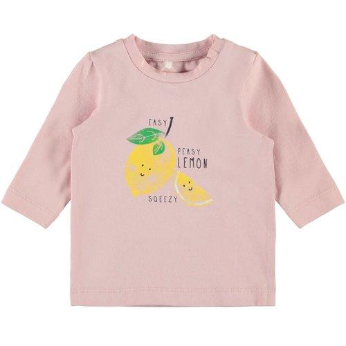 Name It Baby Defne - Longsleeve Top - Pink Nectar