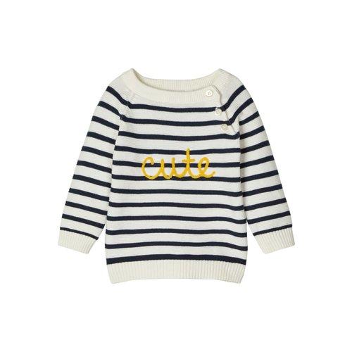 Name It Baby Dismo - Knit - Snow White