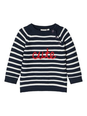 Name It Baby Dismo - Knit - Dark Sapphire