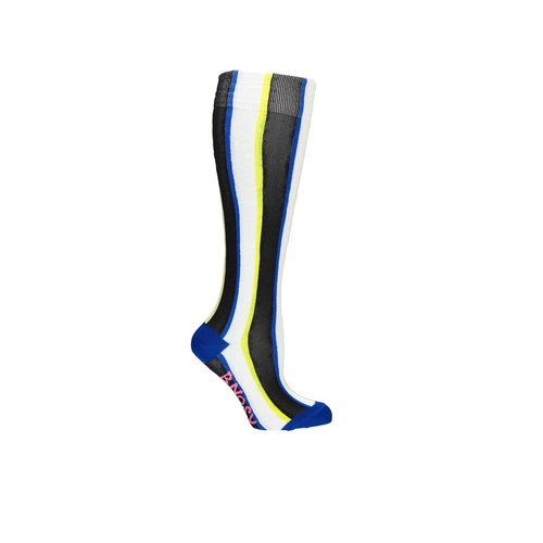 B.Nosy Girls socks B.starstruck zebra/stripe - Color stripe