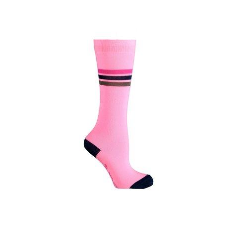 B.Nosy Girls B.Militairy socks - Sorbet