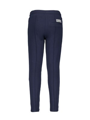 B.Nosy Boys sweat pants with tape on side seam - Oxford blue