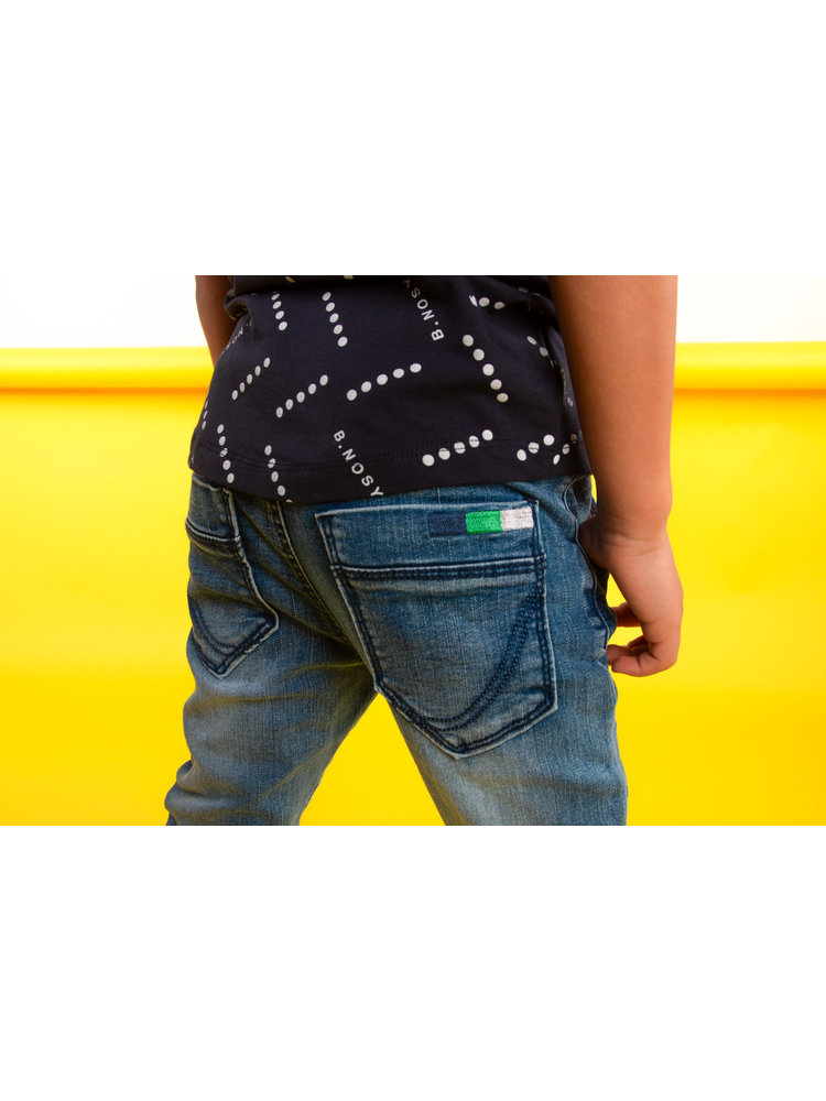 B.Nosy Boys denim pants - Middle denim