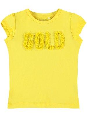 Name It Mini Dalona - SS Top - Aspen Gold