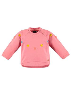 Babyface Sweatshirt - Cotton candy