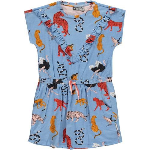 Tumble 'n Dry Mid Lorah - Dress - Placid Blue
