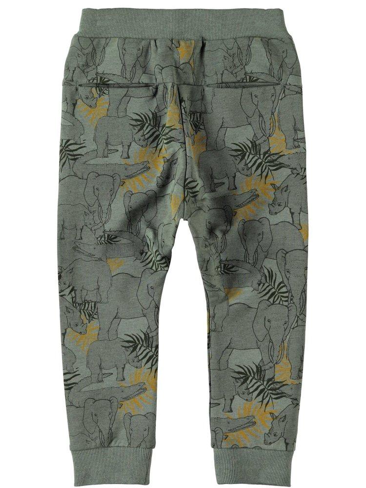Name It Mini Derrel - Sweatpants - Agave Green