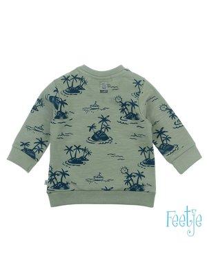 Feetje Sweater - Smile & Wave