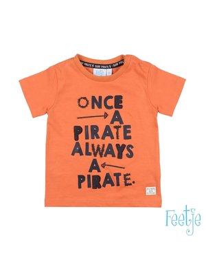 Feetje T-shirt Once A Pirate - Treasure Hunter