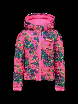 Raizzed Jacket outdoor Cheyenne - Multicolor Pink