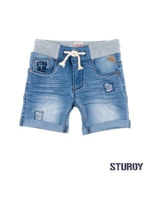 Sturdy Denim short - Summer Denims - L.blauw denim
