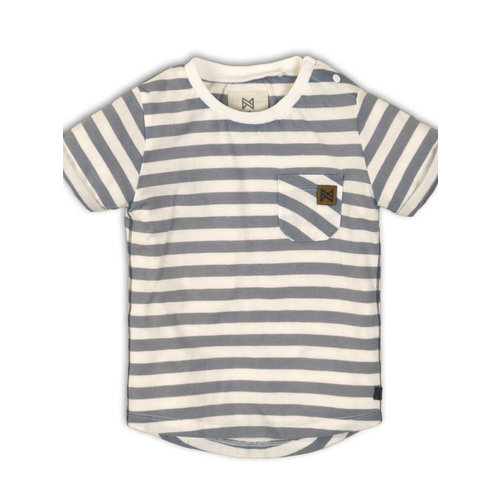 Koko Noko T-shirt gestreept