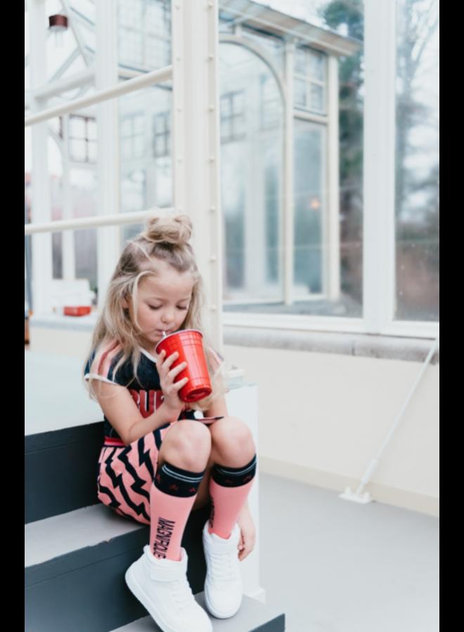 Socks Petra - Koraal