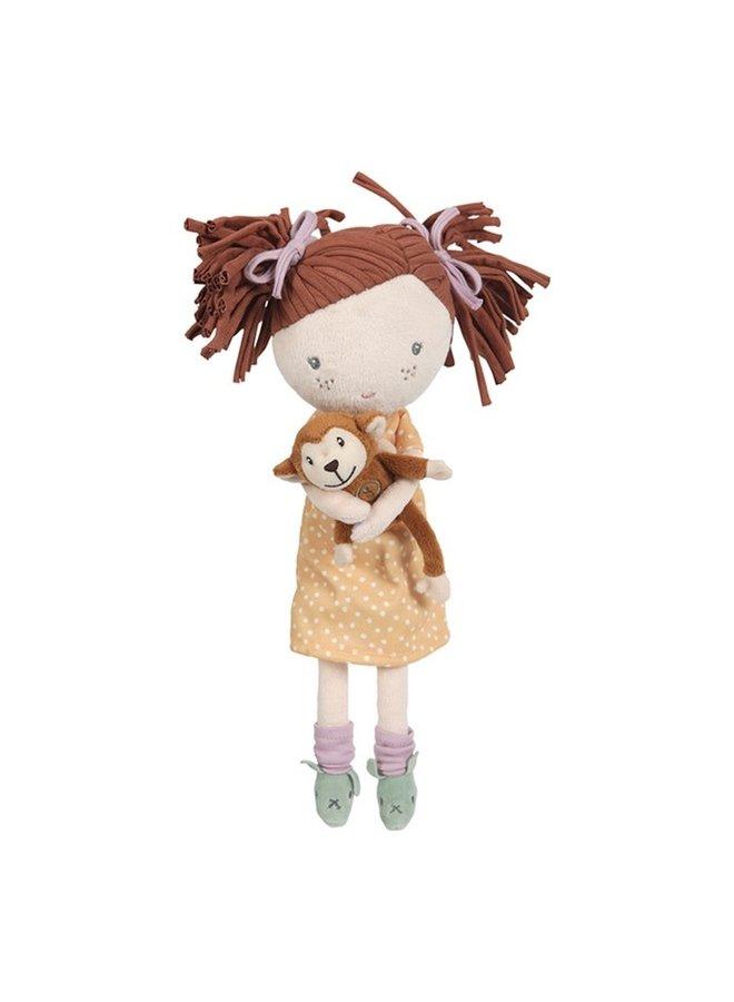 Knuffelpop Sophia - 35 cm