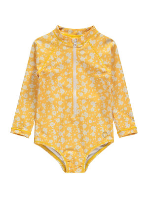 Tumble 'n Dry Low Maggy - Swimsuit Ls - Old Gold