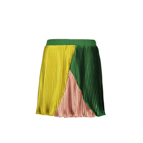 Street Called Madison Luna colourblock mesh skirt - Catty