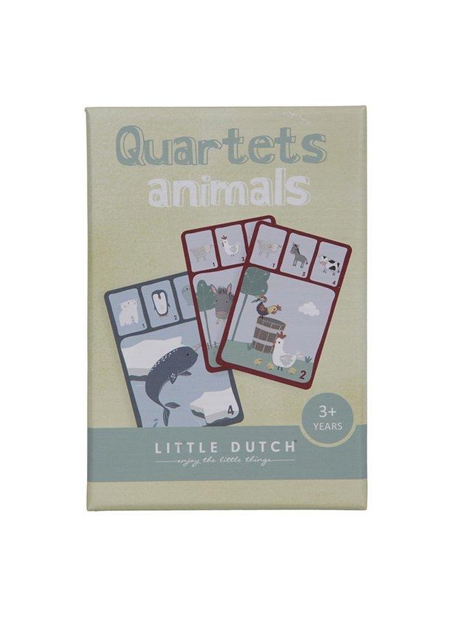 Kwartet - Dieren