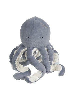 Little Dutch Knuffel - Octopus Ocean - Blue